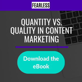 Quantity vs. Quality - Download the eBook