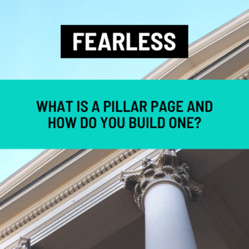 What is a Pillar Page?