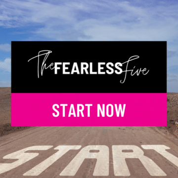 The Fearless Five Start Now