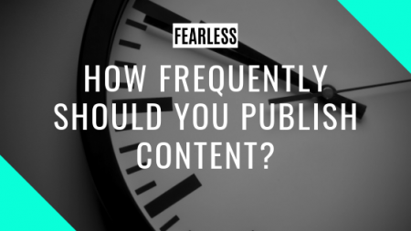 How Frequently Should You Publish Content?